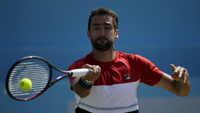 Marin Cilic has everything in tennis—except the ability to close