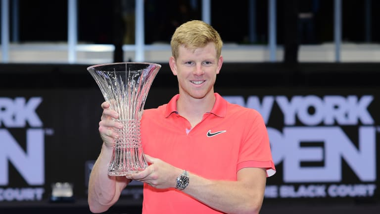 Worthy Champion: Edmund eases past Seppi to triumph in New York