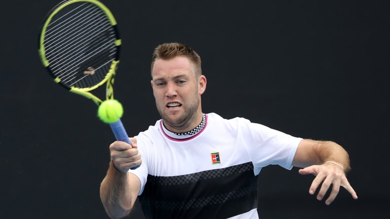 Jack Sock is ready to hit the reset button this week in Atlanta