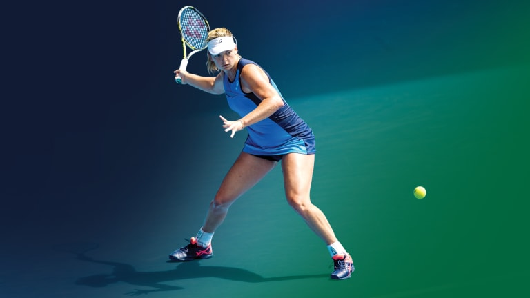 Confident CoCo Vandeweghe: From out-of-the-ordinary to extraordinary?