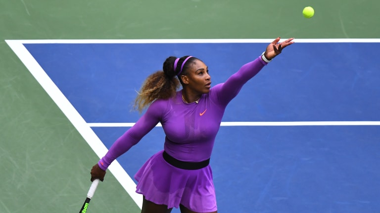 Serena Williams arrives in Auckland for first event since US Open