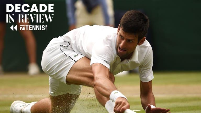 Men's Match of the Decade No. 7: Djokovic d. Nadal, 2018 Wimbledon