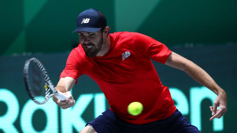 The Baseline Top 5: ATP floaters at the Australian Open