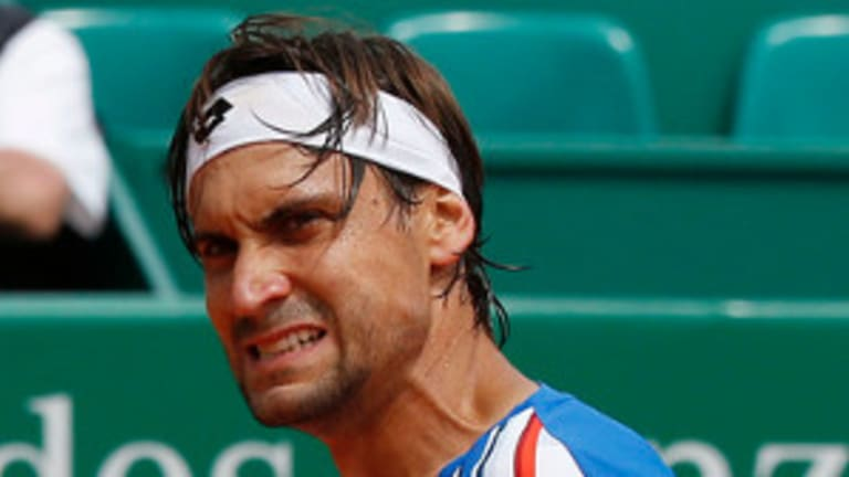 Monte Carlo: Ferrer d. Nadal