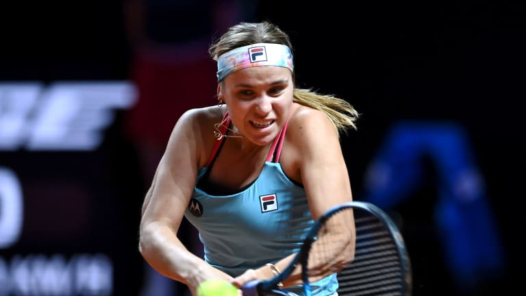 """""""I just need some time for myself"""": Sofia Kenin on coaching change"""