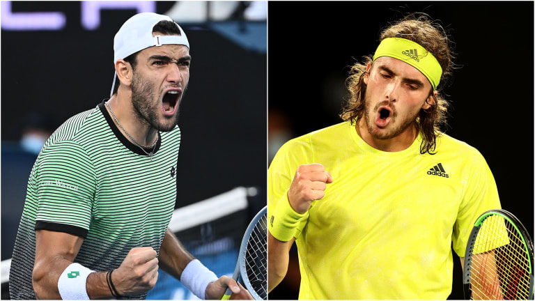 AO Live Blog: Azarenka tumbles out; Barty, Nadal, Kenin win on Day 2