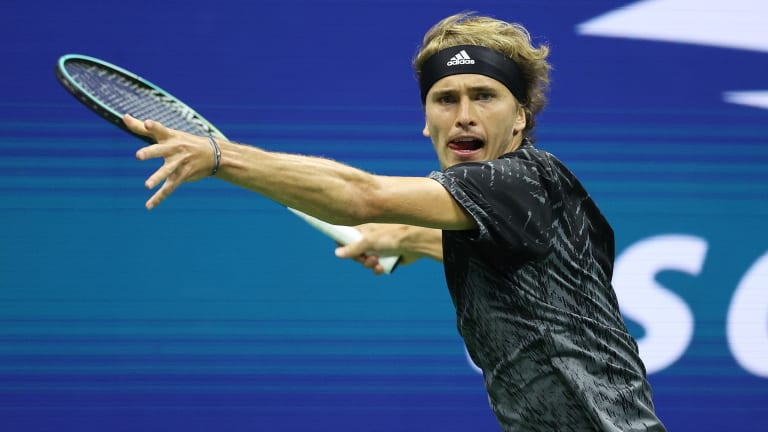 Zverev was just two points away from last year's US Open title, but Thiem snuck it out at the end.