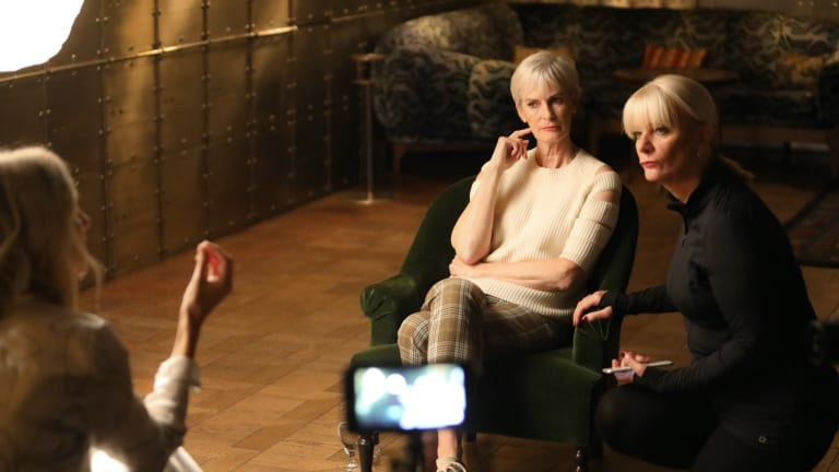 """Judy Murray stars and hosts new docuseries """"Driving Force"""""""