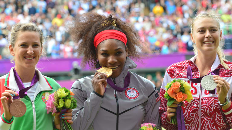 On This Day: Serena completes her Golden Slam at 2012 London Olympics