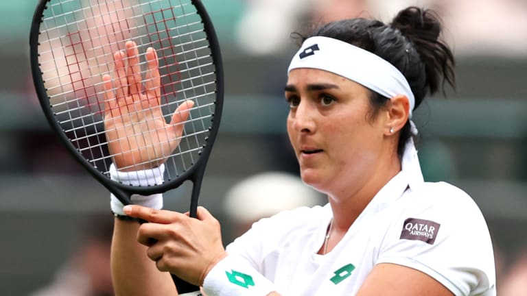 Jabeur is 1-1 head-to-head against Muguruza, but she had a match point the time she lost to the Spaniard.