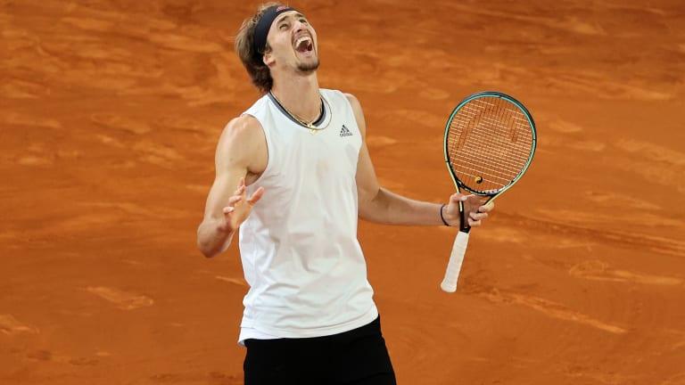 Alexander Zverev tops Berrettini in Madrid to clinch 15th ATP title