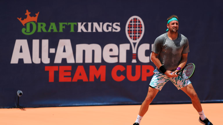 DraftKings and FanDuel have made their ways into the tennis space, and bettors have followed.