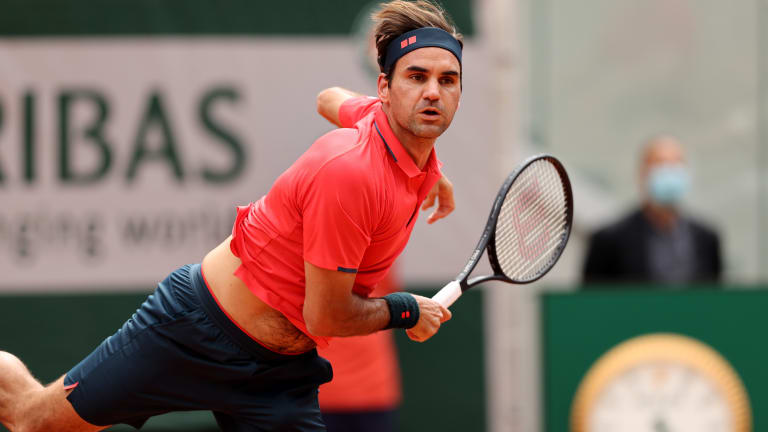 Federer hasn't missed a beat despite skipping the clay season