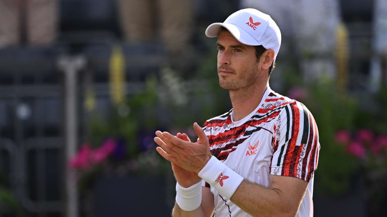 Murray's five triumphs at the ATP 500 event came in 2009, 2011, 2013, 2015 and 2016.