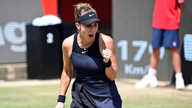 Bencic is hoping to improve upon her 4-7 mark in WTA finals.