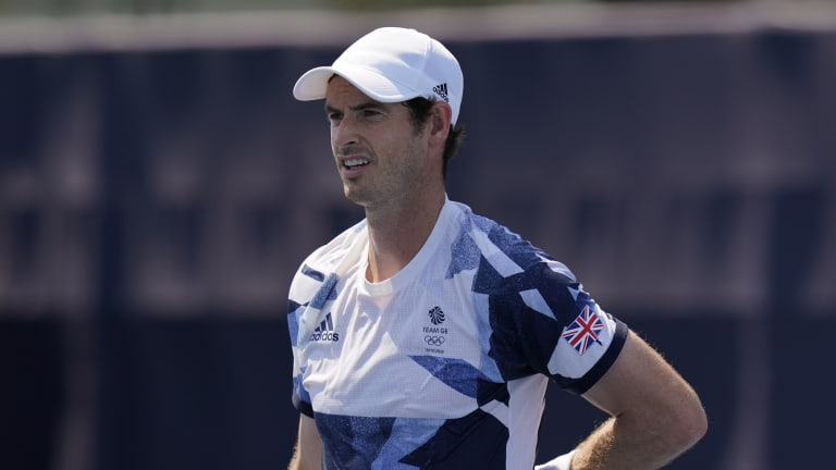 Andy Murray is a four-time Olympian for Great Britain.