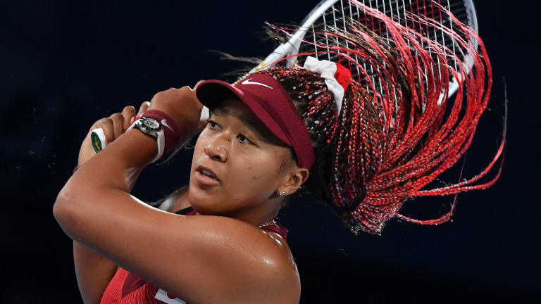 In August, Osaka will seek her fifth major title at the US Open, where she triumphed for the second time in 2020.