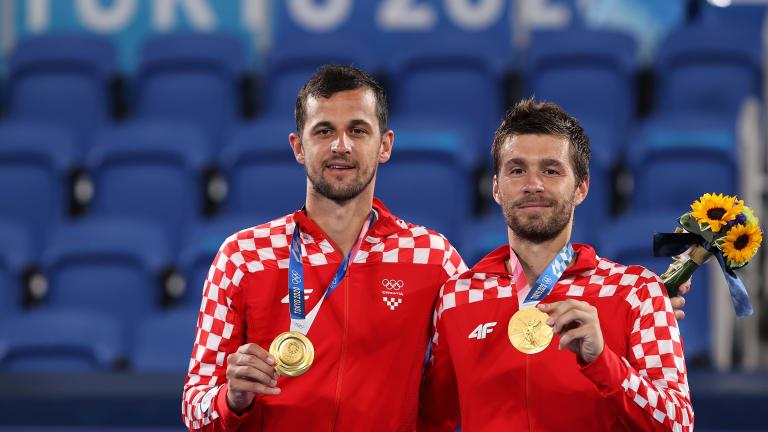 Pavic and Mektic are now a remarkable 53-5 in 2021.