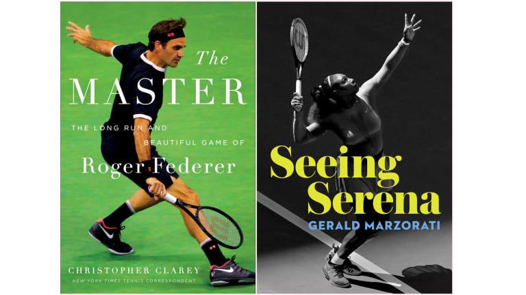 Federer Serena Book Covers Test v2