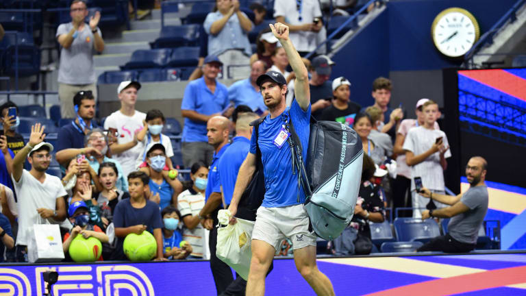 Murray was bidding for his first Top 10 win at a major since 2017 Roland Garros (d. No. 9 Nishikori in the quarterfinals).
