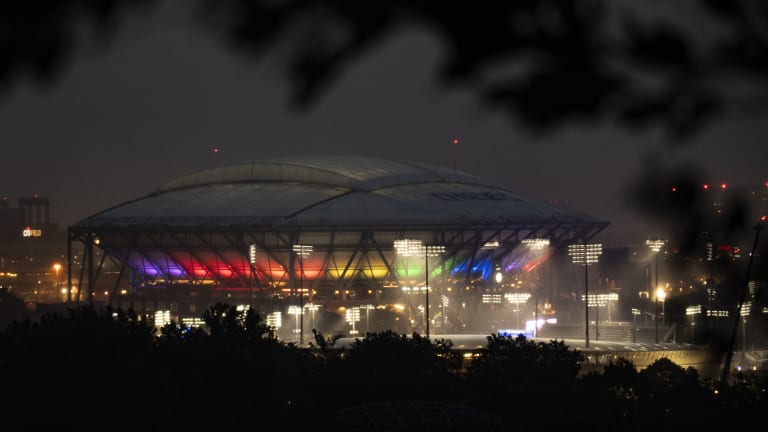 Pride Day, 2021 US Open.