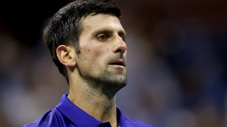 Djokovic is a nightmare matchup for everyone, but even more so for Berrettini.