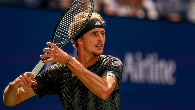Zverev also defeated Harris in straight sets at the Western & Southern Open on August 18.
