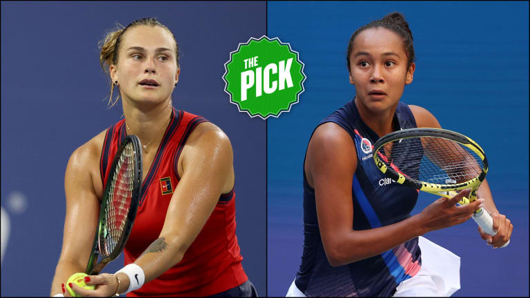 Expect plenty of nerves as Sabalenka and Fernandez compete for their first major final appearance.