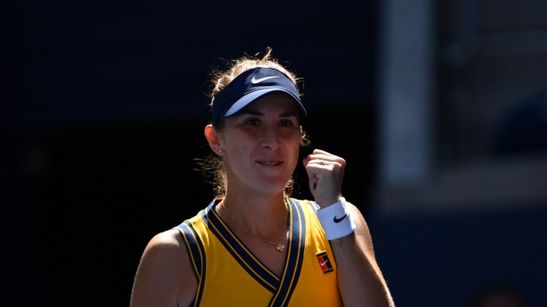 With her win against Diyas, Bencic is now 31-16 in 2021.