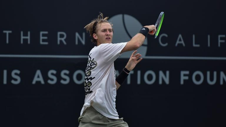 Korda has played just five matches since Wimbledon (2-3).