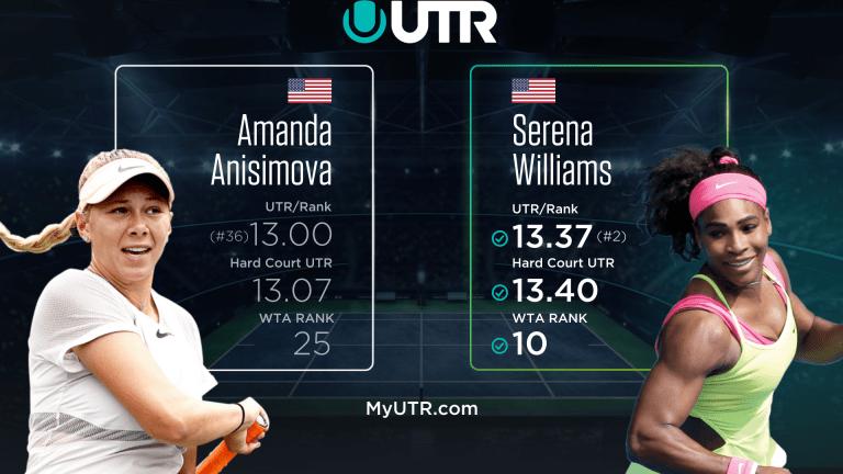 Match of the Day: Serena Williams vs. Amanda Anisimova, Auckland