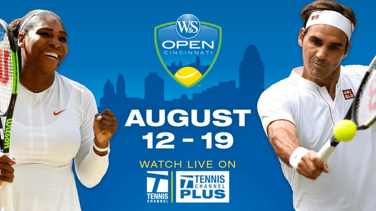 Novak Djokovic is a win away from making Masters history in Cincinnati