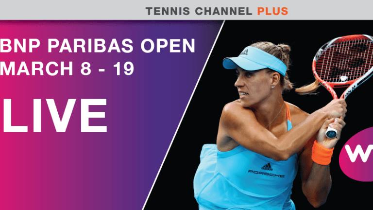 Kuznetsova-Pliskova clash highlights Indian Wells women's semifinals