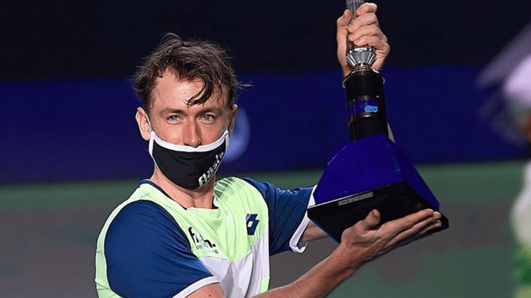Millman tops Mannarino for first career ATP title in Nur-Sultan