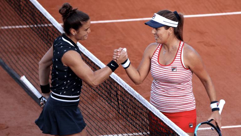 Day 8 RG Surprises: Vondrousova  continues dream run