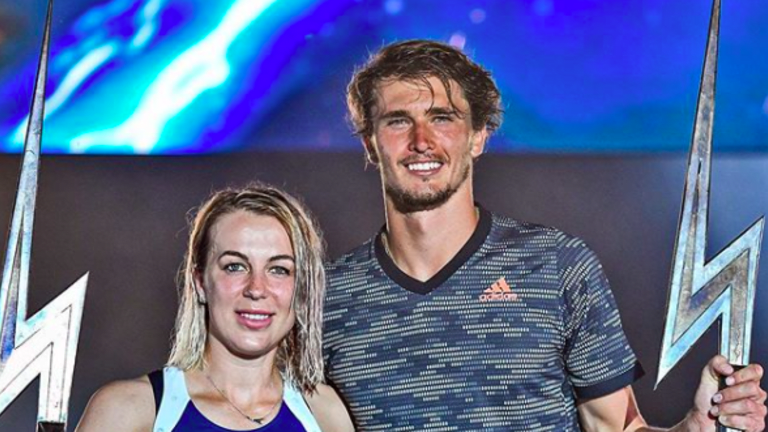 Third Ultimate Tennis Showdown to kick off on Friday in Antwerp