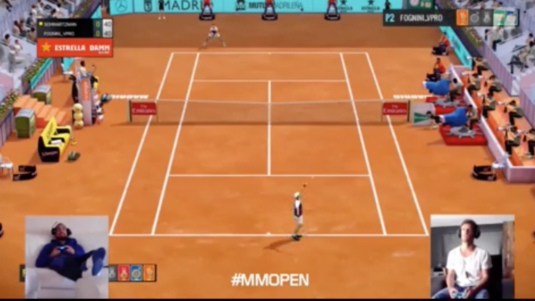 """Madrid Virtual Pro Day 3: Landslide wins galore; Murray rips """"excuses"""""""