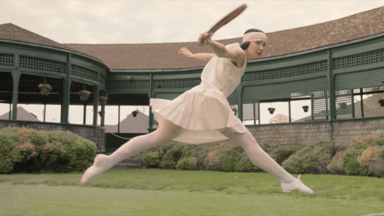 Remembered for balletic game and brandy, Suzanne Lenglen was much more