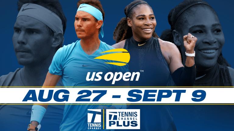 Taste of Tennis unites stars ahead of the US Open