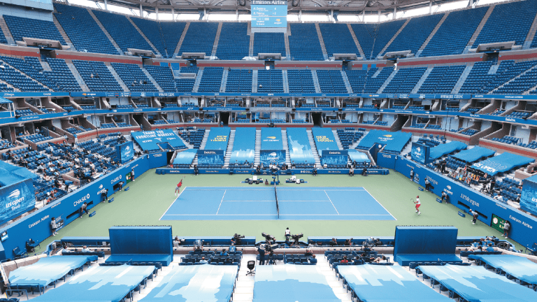 Tennis' lessons learned: The return of the pro game