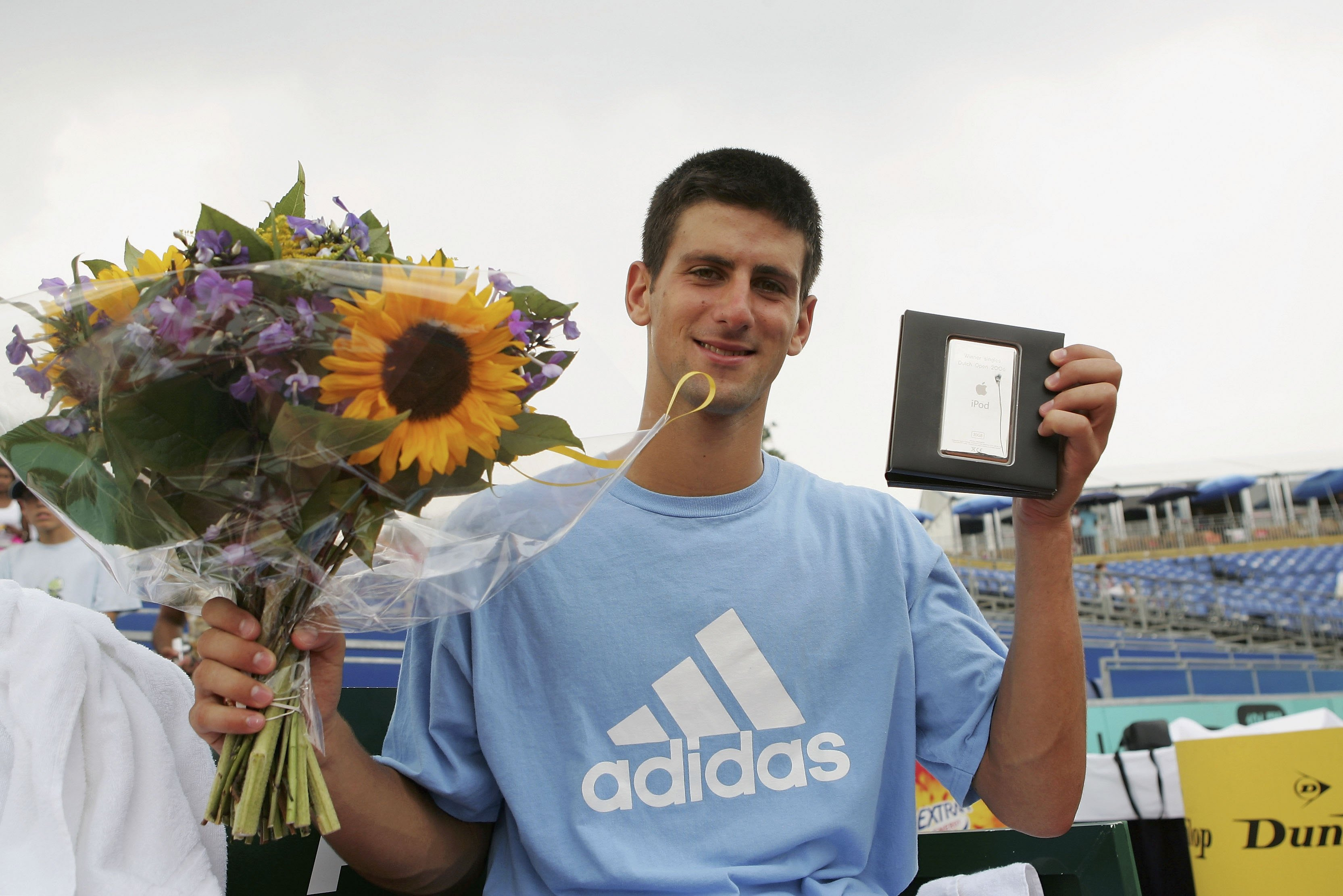 TBT, 2006: Novak Djokovic wins first career ATP title in Amersfoort