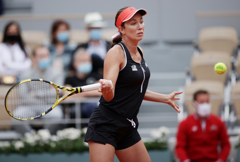 Dominant Danielle Collins Makes Winning Return In Palermo